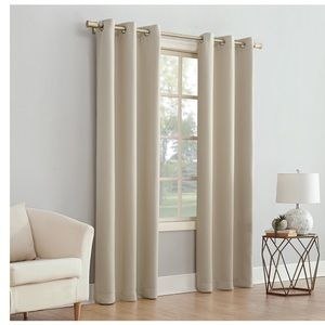 Mainstays 2 Pair Curtain Panel